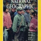 National Geographic October 1979 + Map Supplement:British Isles And Medieval England