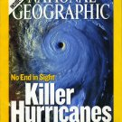 National Geographic August 2006-Killer Hurricanes No End In Sight