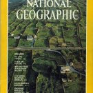 National Geographic April 1981 Ireland+ *Double Map Supplement
