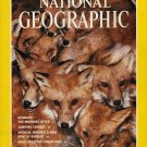 National Geographic September 1991 A Shameful Harvest + *Plus  Double Map Supplement:Germany