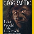 National Geographic 2005 - fold-out tsunami risk map, Civil War map + article