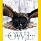 National Geographic February 2005-The Great Gray Owl