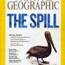National Geographic October 2010 Gulf Oil Spill + *MAP* Australia's Giants, Goodall