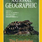 National Geographic April 1994- The Everglades-Dying for Help