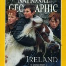 National Geographic September 1994- Ireland+ MAP MEXICO