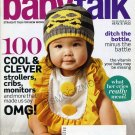 Baby Talk Magazine February 2012-100 Cool & Clever Strollers, Cribs, Monitors and More!