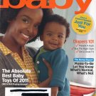 American Baby Magazine November 2011-Diapers 101!