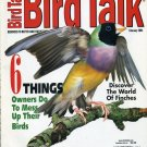 Bird Talk Magazine February 2001-Finches & More!