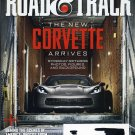Road & Track Magazine February/March 2013 New Corvette, Porsche vs. Mercedes