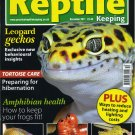 Practical Reptile Keeping Magazine December 2011