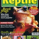Practical Reptile Keeping Magazine November 2011