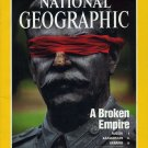 National Geographic March 1993-A Broken Empire