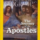 National Geographic Magazine March 2012- The Journey of the Apostles