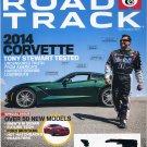Road & Track Magazine September 2013