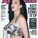 Rolling Stone Magazine  July 7-21, 2011 Summer Double Issue Katy Perry!