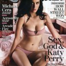 ROLLING STONE Magazine August 19, 2010-Sex, God & Katy Perry - Aerosmith - Cera