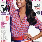Latina Magazine - May 2013: Zoe Saldana Cover, Swimsuits, and More! 148 Pages!