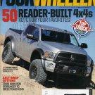 FOUR WHEELER magazine April 2014 RAM 2500 Top Truck Challenge 1976 Ford F-250