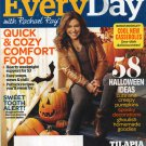 Every Day with Rachael Ray October 2013 Comfort Food Halloween Ideas Tilapia