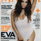 Maxim Magazine Jan/Feb 2014 : Woman of the Year-  Eva Longoria