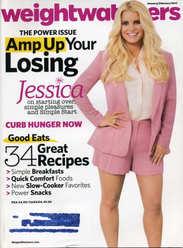 Weight Watchers Magazine Jan/Feb 2014
