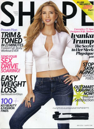 Shape Magazine May 2014