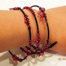 Spiral Blossom bracelet