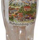 Boot Ruhpolding Jigger Shot Glass Schnapps Glasses