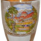 Europe Italy Meran Shot Glass Schnapps Glasses