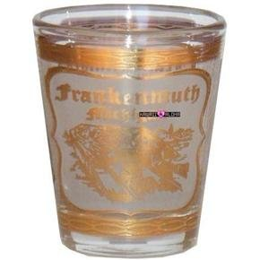 Frankenmuth Michigan Shot Glass Schnapps Glasses