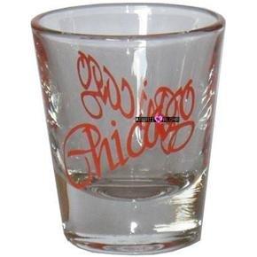 Chicago Shot Glass Schnapps Glasses Bar Jigger Glas