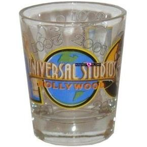 Universal Studios Hollywood Shot Glass Schnapps Glasses