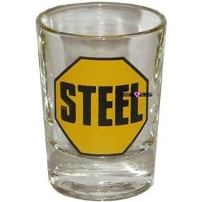 Steel Shot Glass Schnapps Glasses