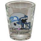 Seattle Seahawks Football Shot Glass Schnapps Glasses