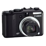 NEW CANON POWERSHOT G7 10MP DIGITAL CAMERA + 2GB MEMORY CARD & READER BONUS