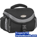 NEW CAMCORDER BAG FOR DVD 105 505 405 HC3 HC26 ELURA100