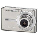 Casio Exilim EX-S600 6MP Digital Camera with 3x Optical Zoom (Silver)