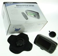 Garmin StreetPilot 2720 Traffic-Ready Portable GPS Navigator