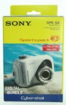 Sony SPK-SA Sports Pack Carrying Case for Son S60, S80 and S90 Digital Cameras