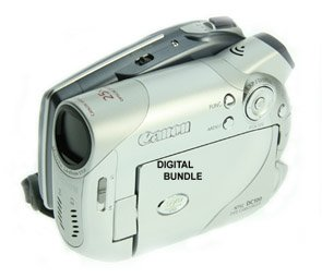 BRAND NEW CANON DC100 DC-100 DVD CAMCORDER