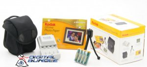 KODAK ACCESSORY STARTER KIT FOR KODAK EASYSHARE C530 C330 C643 C743