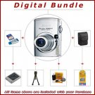 NEW CANON POWERSHOT SD850 IS DIGITAL CAMERA BUNDLE