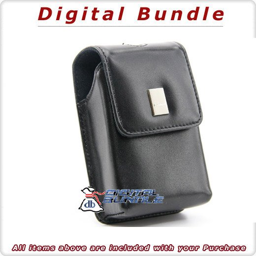 New! Canon Original PSC-55 Soft leather Case for Digital Cameras