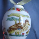 Hutschenreuther Ornaments -THE EGG 2002 Limited Edition