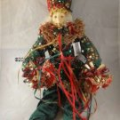 Jester Decorative Doll Bright Thailand Import