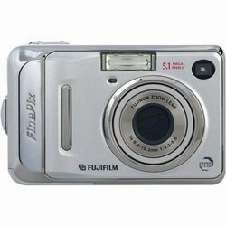 Fuji 5.2 MP Digital Camera