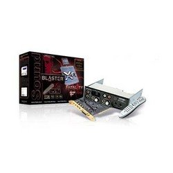 Sound Blaster X-Fi Fatal1ty Edition