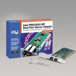 PCI 1000MBPS Fiber SX Dual PRT