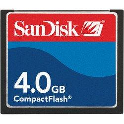 Sandisk 4.0 GB CompactFlash