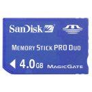 4GB`Memory Stick PRO Duo